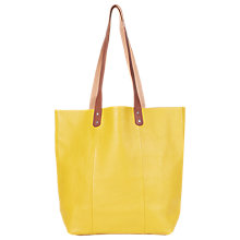 Buy White Stuff Ginny Leather Tote Bag Online at johnlewis.com