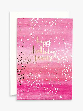 Carte blanche greetings cards john lewis partners carte blanche happy birthday lovely card m4hsunfo