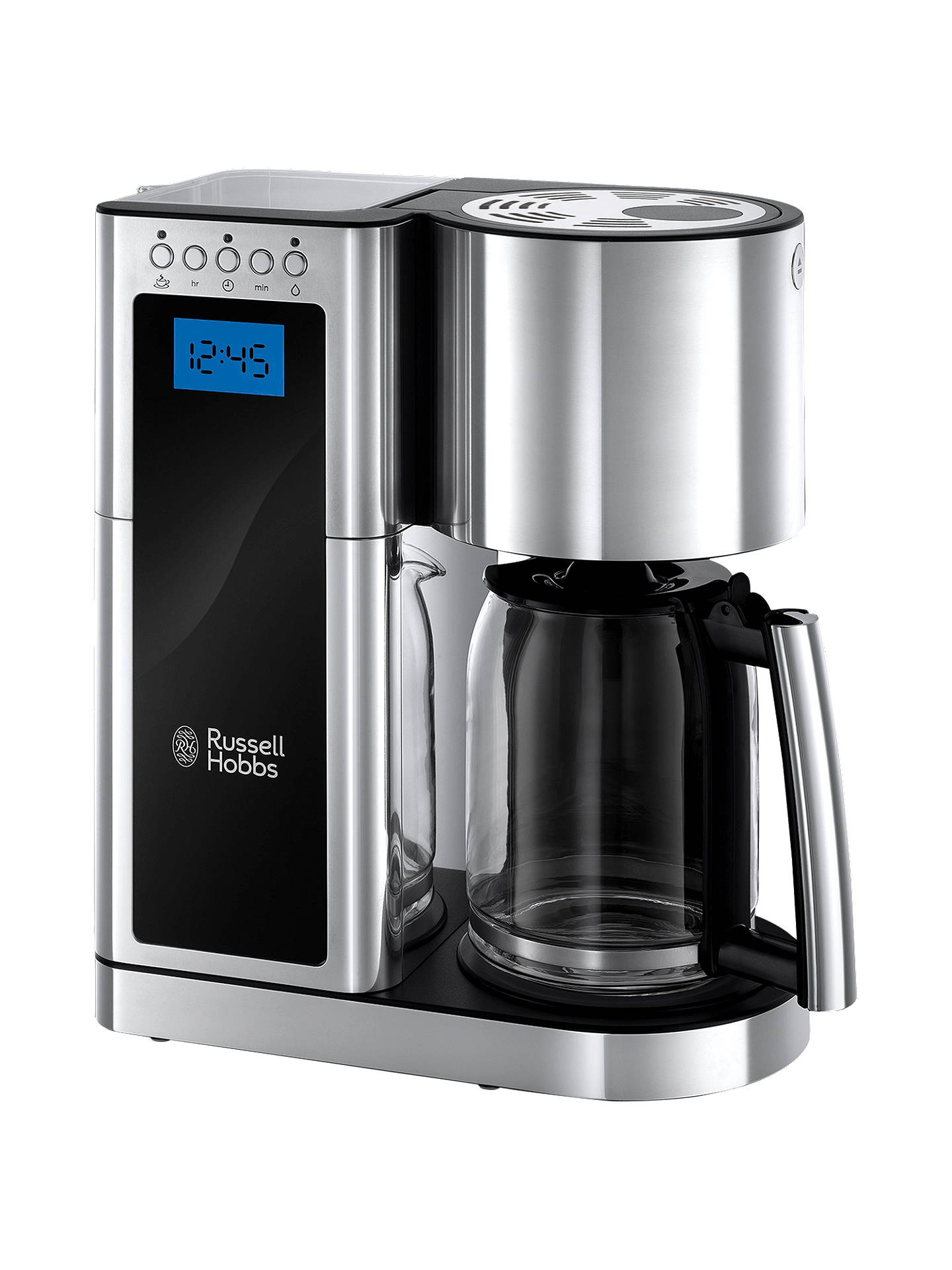 Russell Hobbs 23370 Elegance Filter Coffee Maker Black