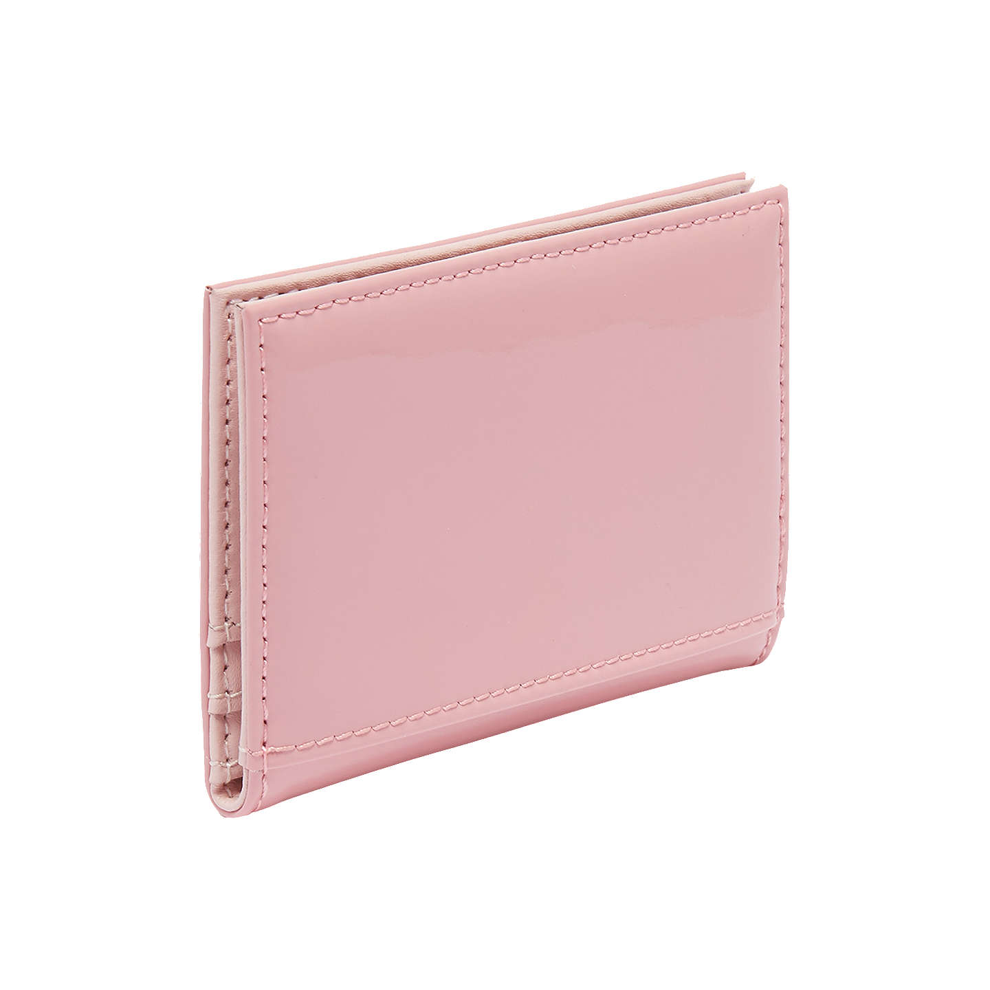 BuyTed Baker Lella Leather Card Holder, Dusky Pink Online at johnlewis.com
