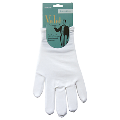 Eddingtons Butler Gloves, White