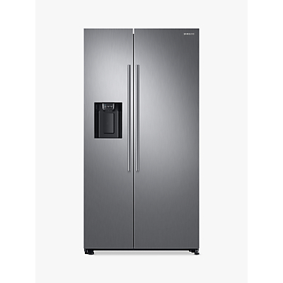 Samsung RS67N8210S9 American Style Fridge Freezer, A+ Energy Rating, 91cm Wide, Stainless Steel