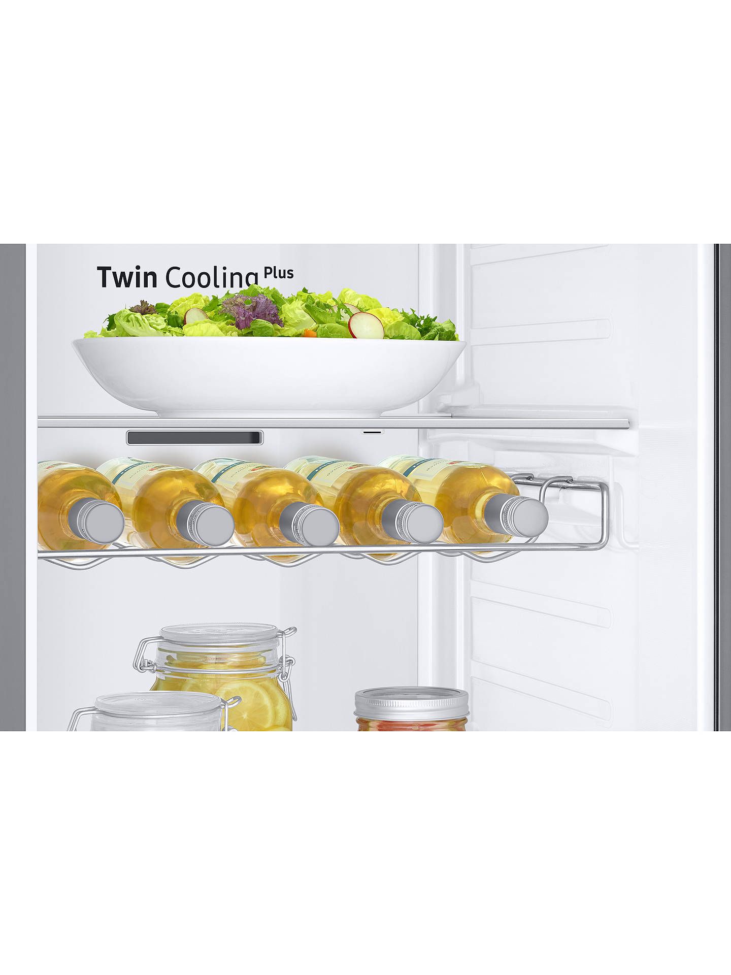 BuySamsung RS68N8230S9 American Style Fridge Freezer, A+ Energy Rating, 91cm Wide, Silver Online at johnlewis.com
