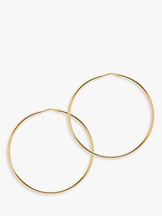 The Hoop Station La Chica Latina Medium Hoop Earrings
