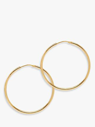 The Hoop Station La Chica Latina Small Hoop Earrings