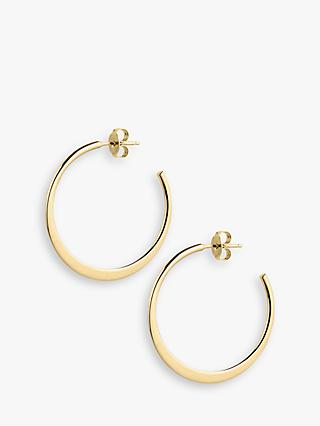 The Hoop Station La Graduata Hoop Earrings