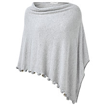 Buy White Stuff Lightweight Poncho Online at johnlewis.com