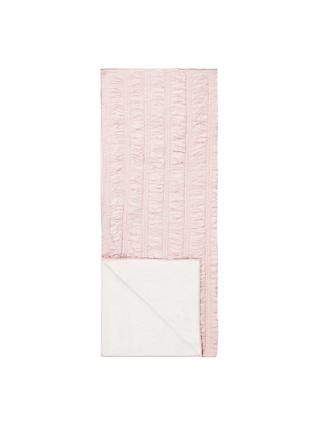 little home at John Lewis Florence Voile Quilt, Pink