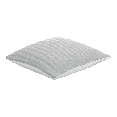 little home at John Lewis Reversible Ribbed Cushion
