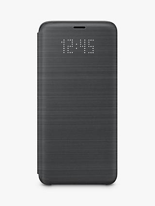 Samsung Galaxy S9 LED Cover, Black