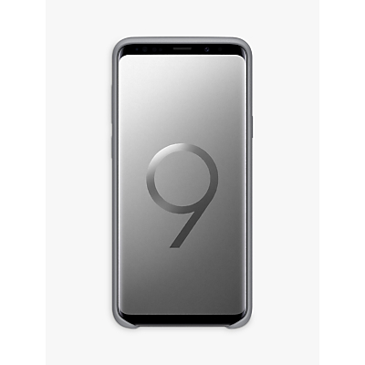 Image of Samsung Galaxy S9 Plus Soft Touch Cover, Grey