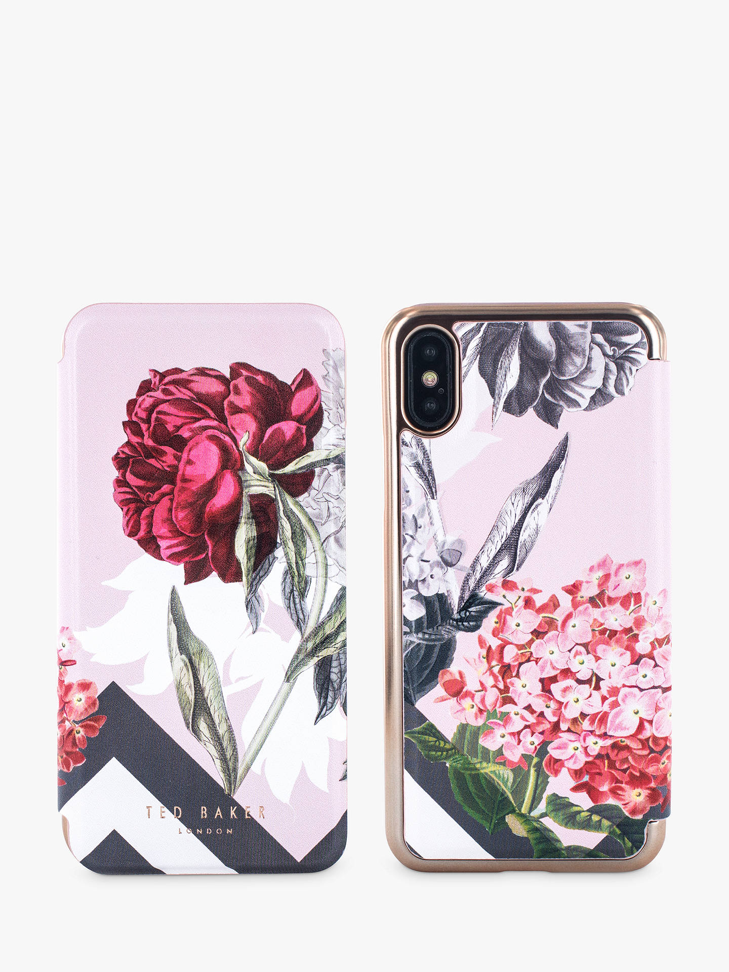 newest collection 71feb 1ab1f Ted Baker AMELIE Mirror Folio Case for iPhone X