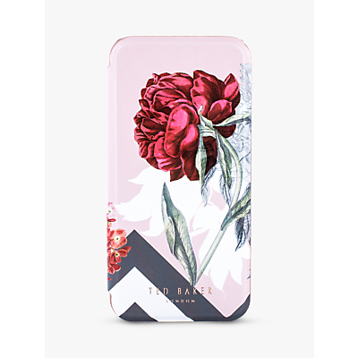Image of Ted Baker CAROLYN Mirror Folio Case for iPhone 6/7 and 8