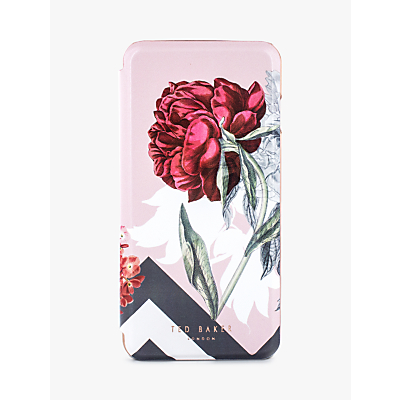 Image of Ted Baker EMMARE PALACE Mirror Folio Case for iPhone 6/7 and 8