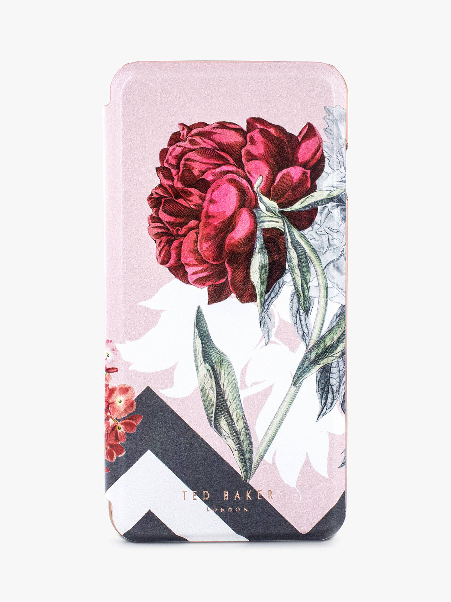 BuyTed Baker EMMARE PALACE Mirror Folio Case for iPhone 6/7 and 8 Online at johnlewis.com