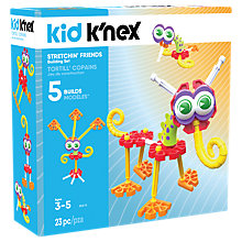 Buy Kid K'Nex Stretch Friends Building Set Online at johnlewis.com