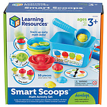 Buy Learning Resources Smart Scoops Math Set Online at johnlewis.com