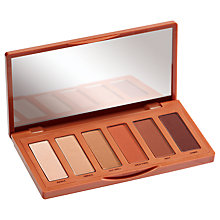 Buy Urban Decay Naked Petite Heat Palette, Multi Online at johnlewis.com