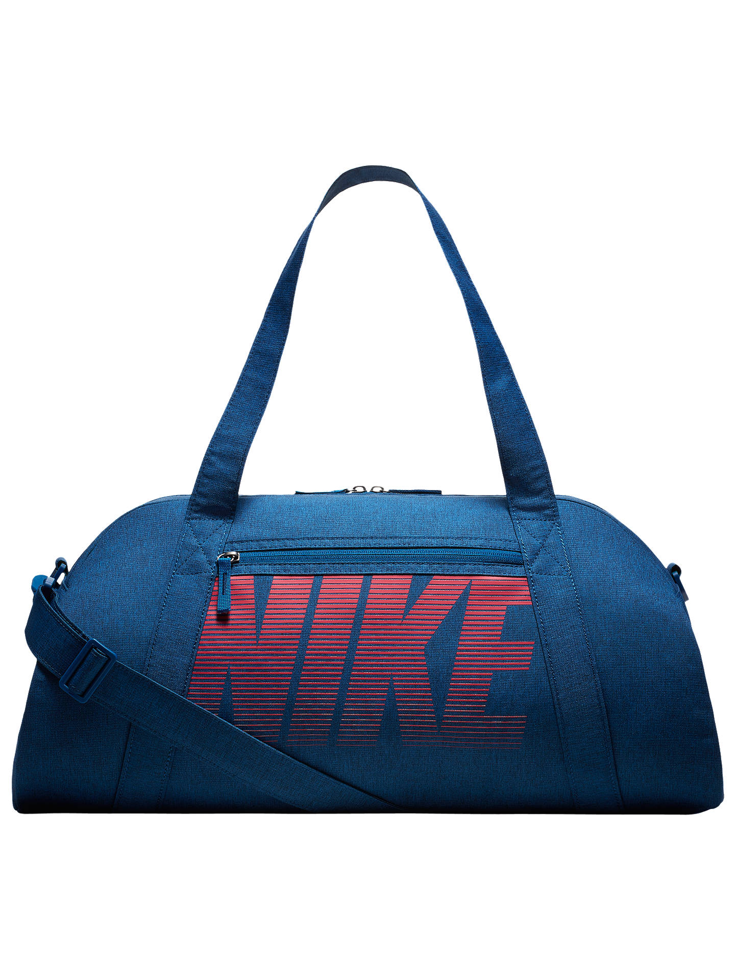 e97435277855 Nike Gym Club Training Duffel Bag at John Lewis   Partners