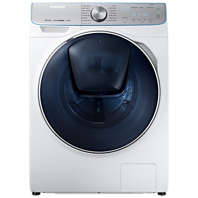 Image of Samsung WW90M741NOR/EU QuickDrive Washing Machine, 9kg Load, A+++ Energy Rating, 1400rpm Spin, White