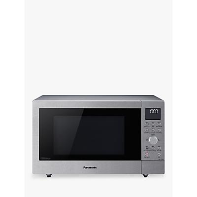 Panasonic NN-CD58JSBPQ Combination Microwave Oven, Stainless Steel