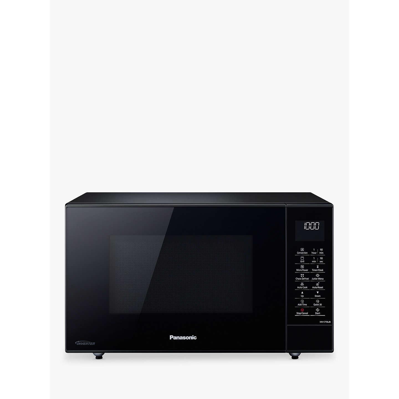 Panasonic Nn Ct56jbbpq Slimline Combination Microwave Oven