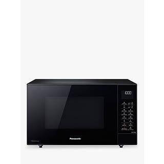 Panasonic Nn Ct56jbbpq Slimline Combination Microwave Oven Black