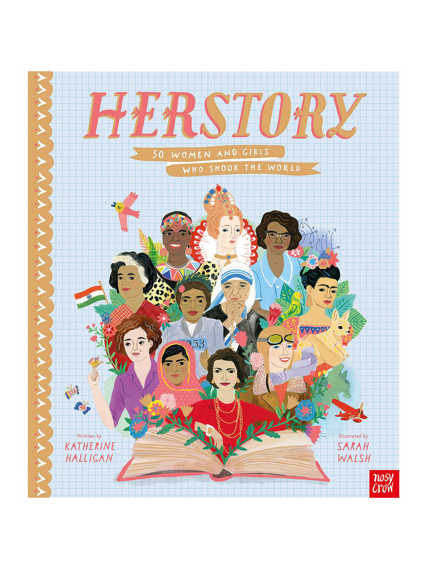 Her Story Children's Book