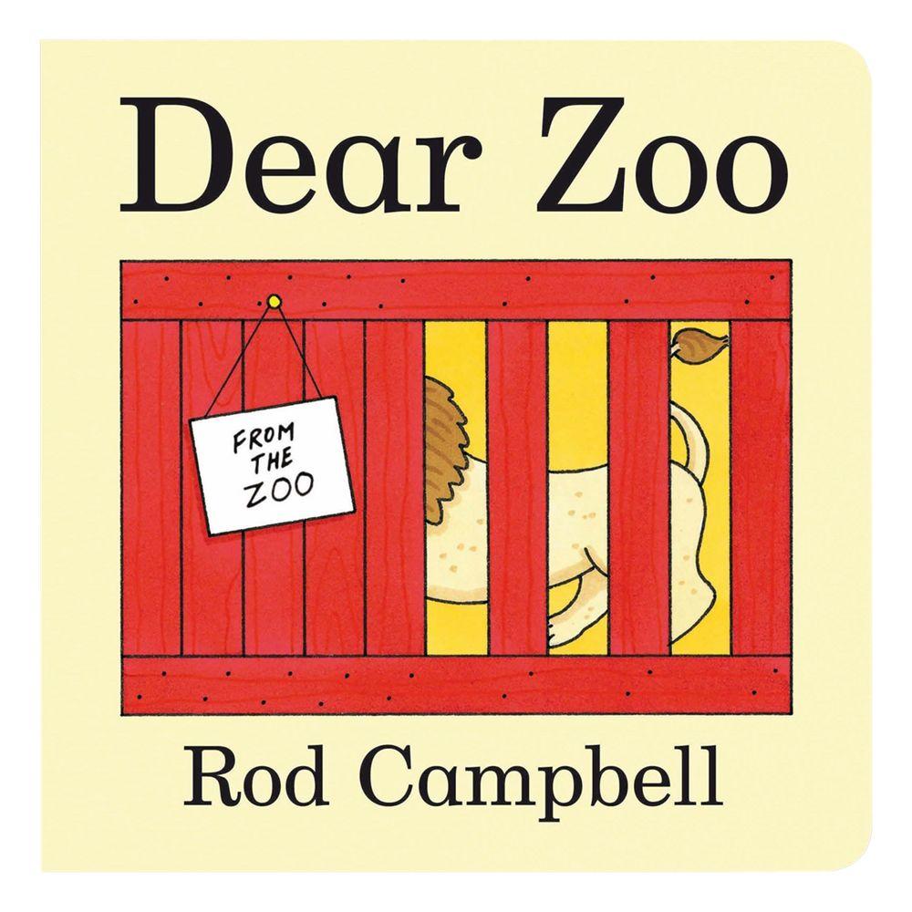 Macmillan Dear Zoo & Oh Dear Children's Book, Pack of 2