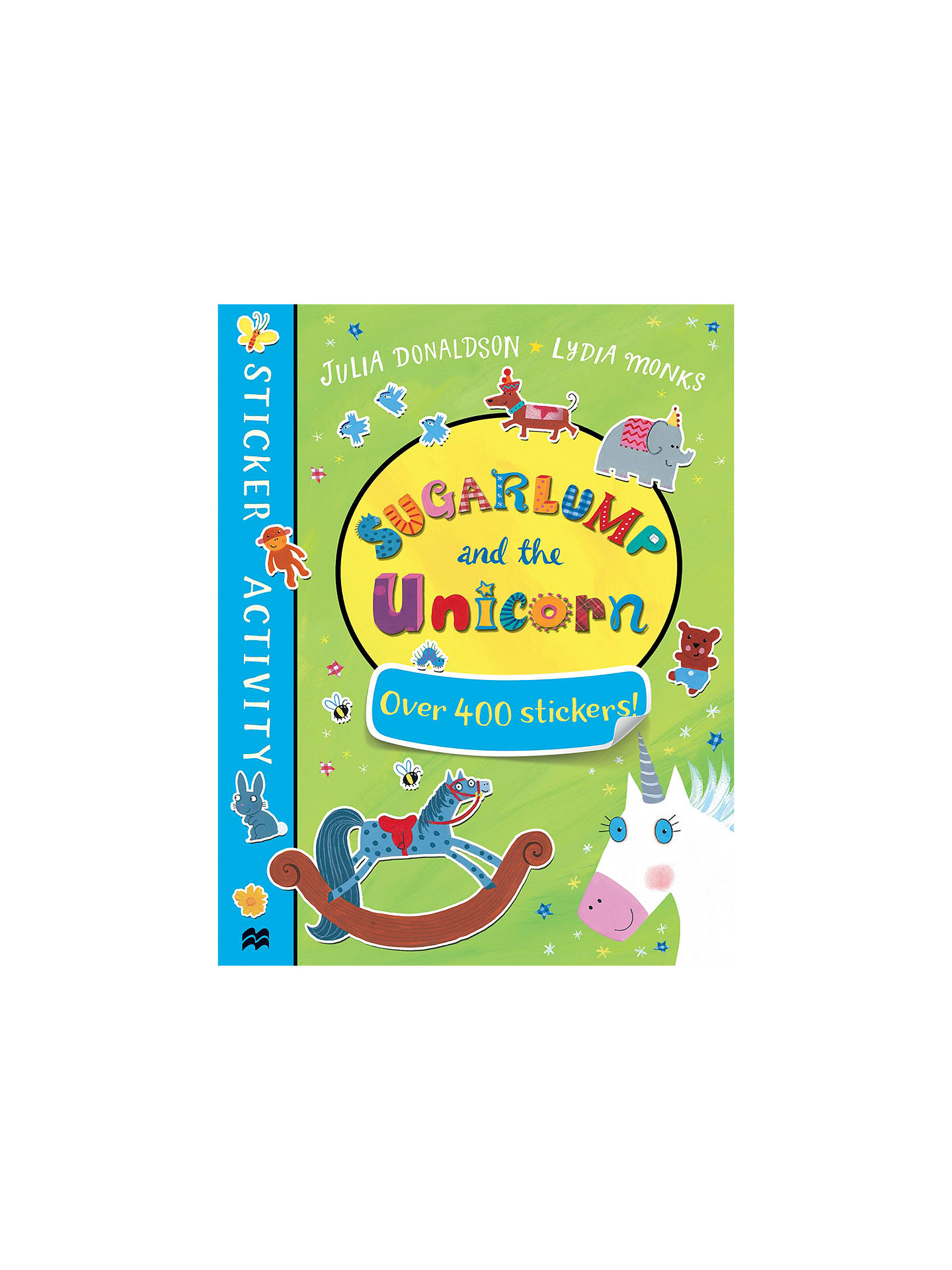 Buy The Singing Mermaid/Sugarlump And The Unicorn Sticker Books, Pack of 2 Online at johnlewis.com