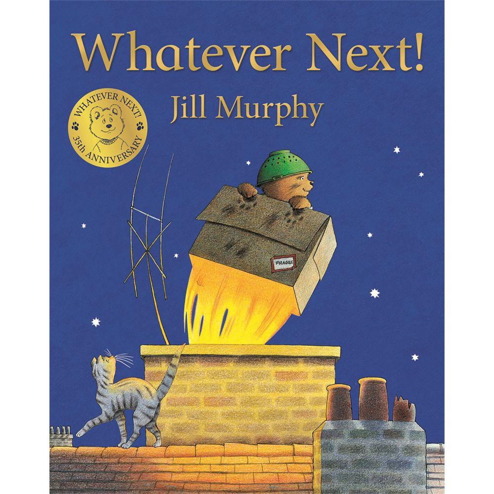 Macmillan Whatever Next Children's Book