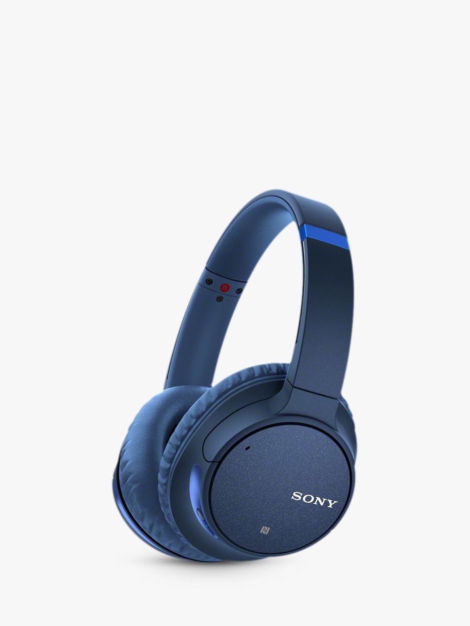 Sony Sony WH-CH700N Noise Cancelling Wireless Bluetooth NFC Over-Ear Headphones with Mic/Remote