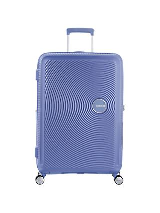 4f58cf69a American Tourister Soundbox 4-Spinner Wheel 77cm Large Suitcase