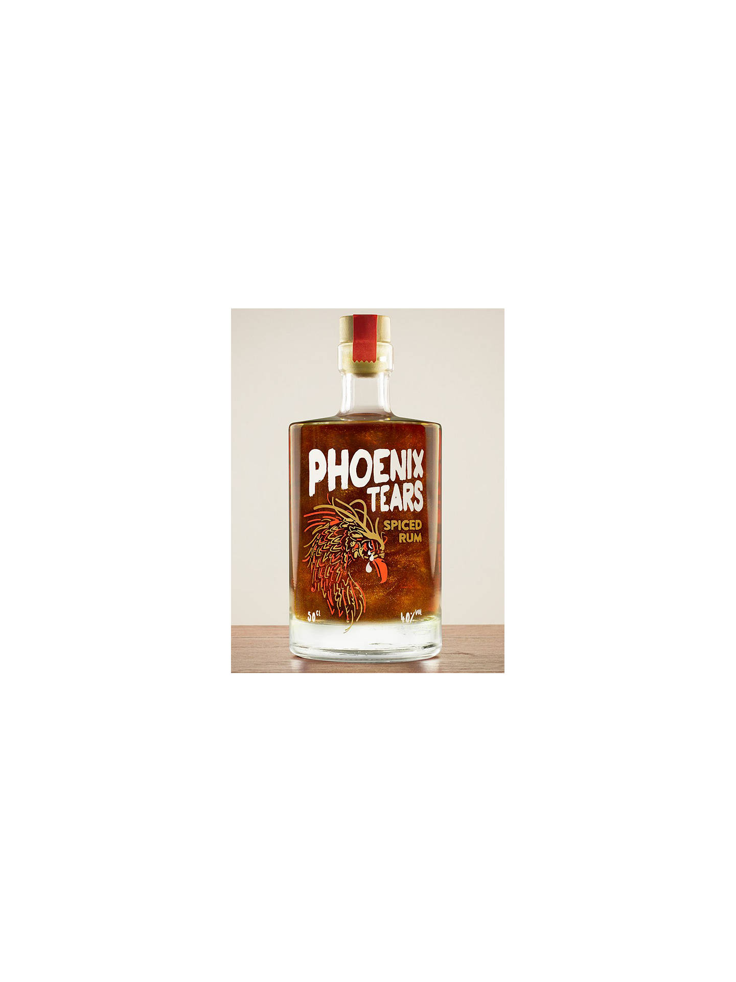 Stupendous Firebox Phoenix Tears Spiced Rum 50Cl Ibusinesslaw Wood Chair Design Ideas Ibusinesslaworg