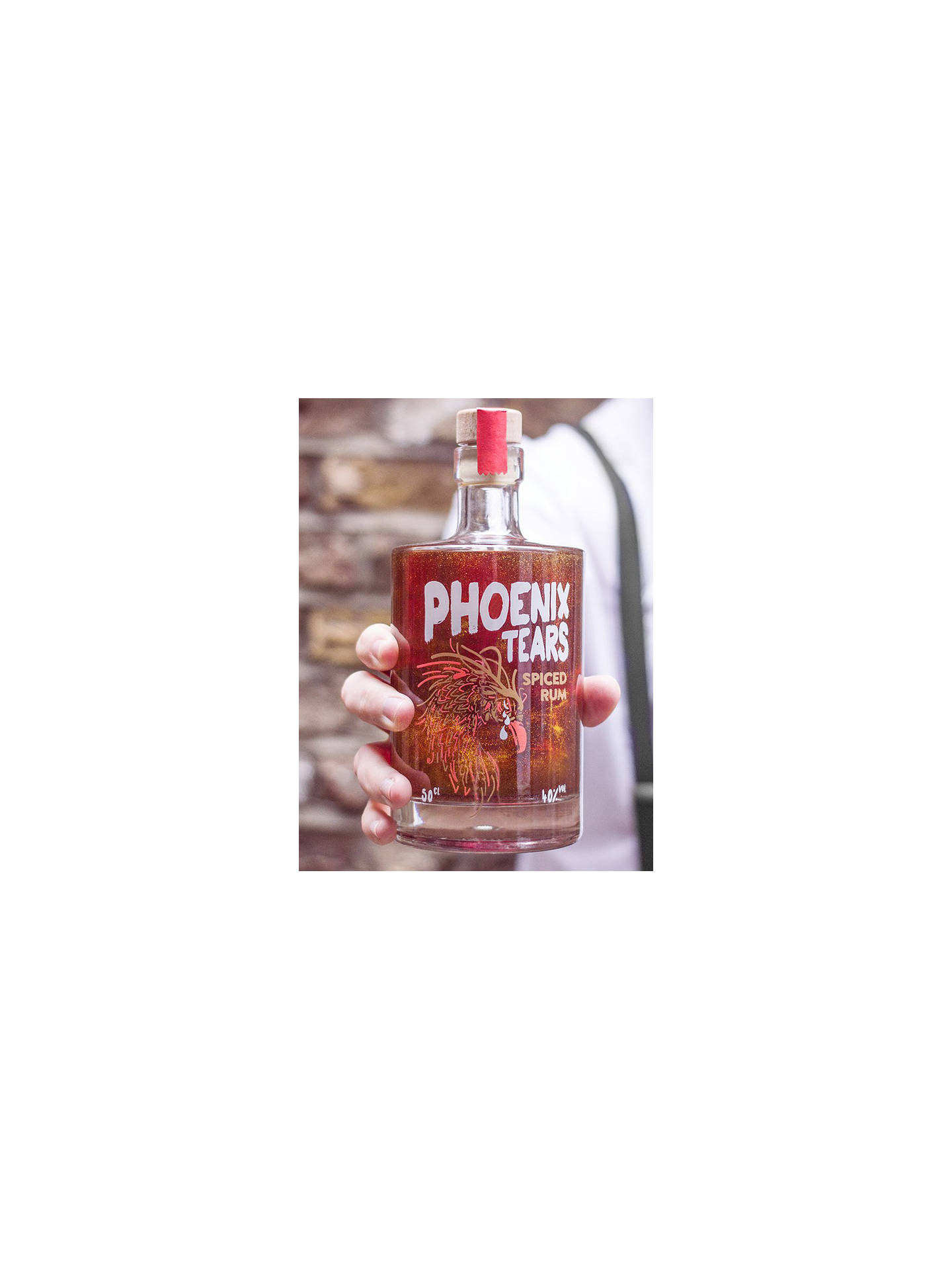 Surprising Firebox Phoenix Tears Spiced Rum 50Cl Ibusinesslaw Wood Chair Design Ideas Ibusinesslaworg