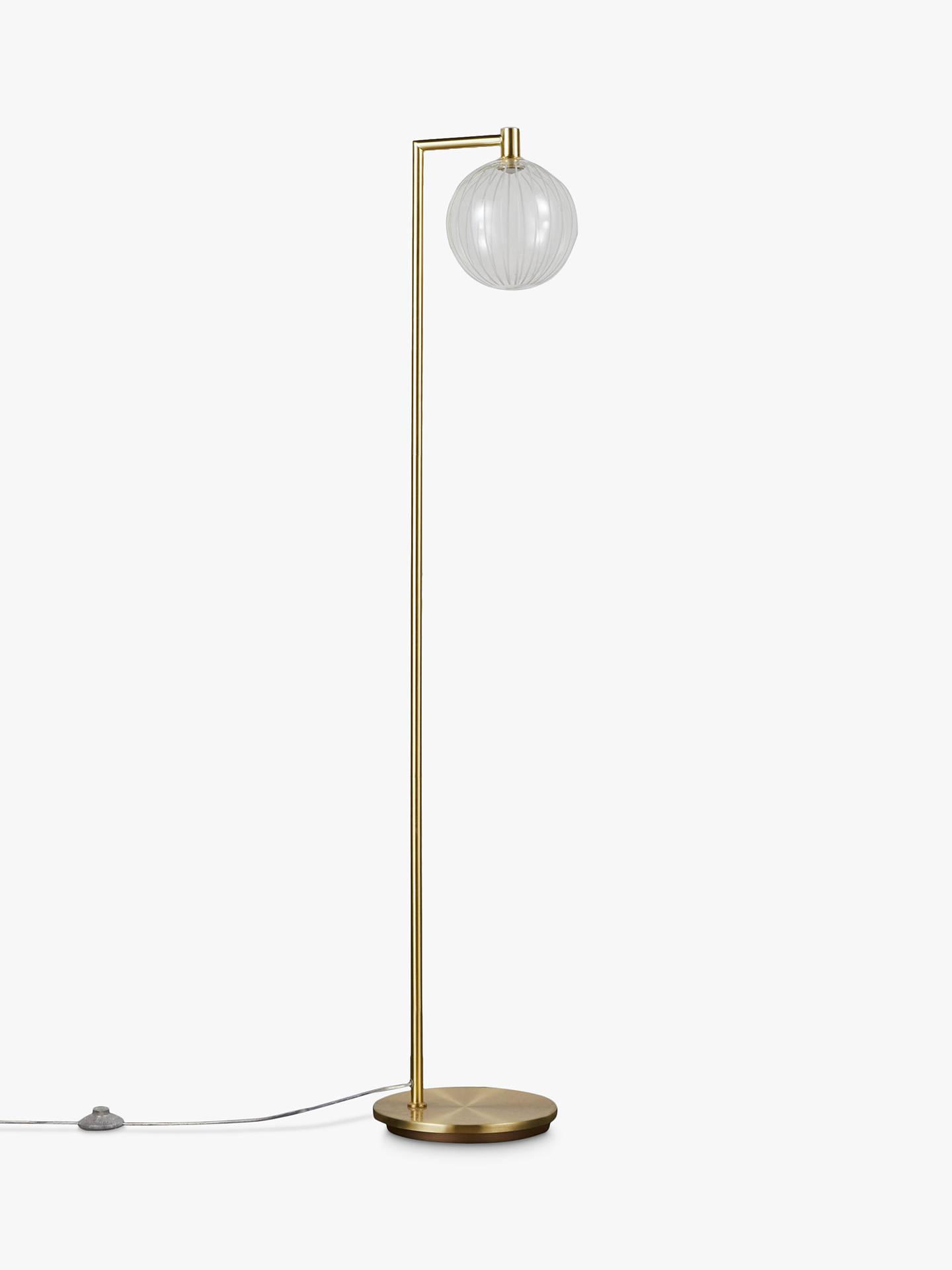 1037b62fde22 ... Buy John Lewis & Partners Marlo LED Floor Lamp, Gold Online at johnlewis.  ...
