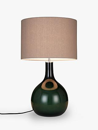 John Lewis & Partners Faye Glass Table Lamp