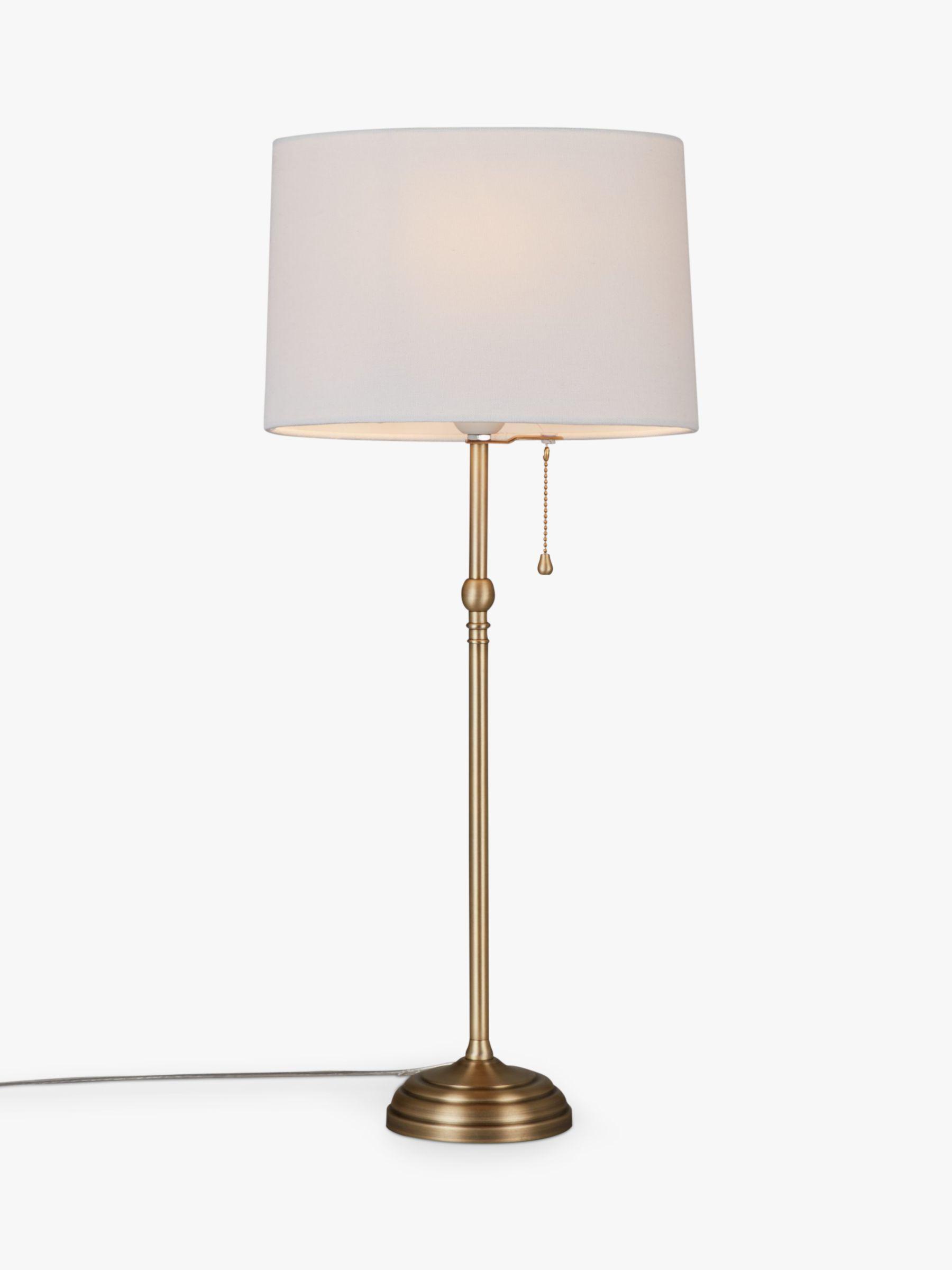 John Lewis Partners Isabel Tall Table Lamp At John Lewis Partners