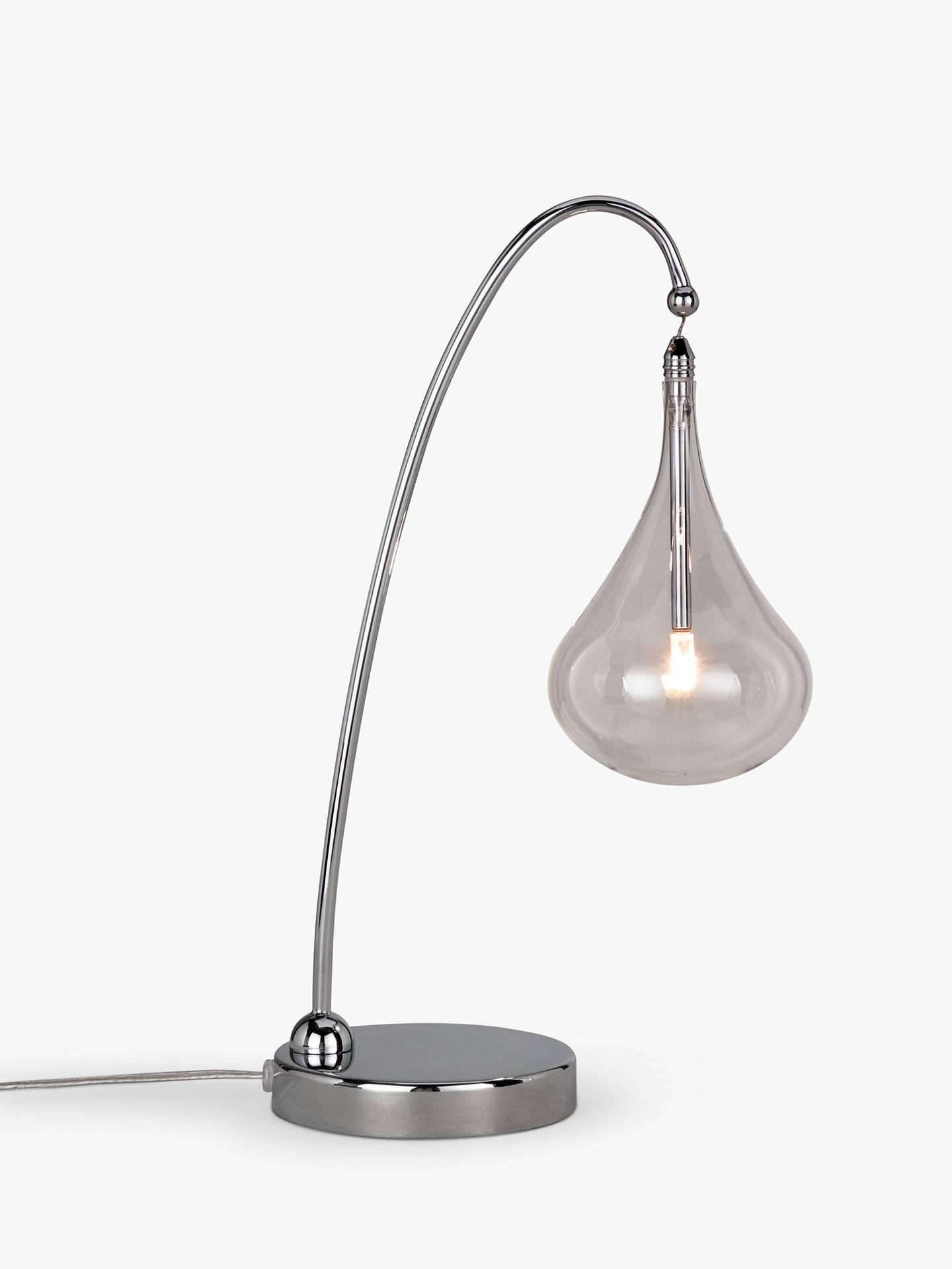 26544d6d608f Buy John Lewis & Partners Jensen LED Table Lamp, Chrome Online at johnlewis.  ...
