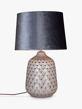Table lamps living room furniture john lewis partners john lewis partners natalie ceramic table lamp aloadofball Choice Image