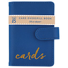 Buy Busy B Card Overspill Wallet Book Online at johnlewis.com