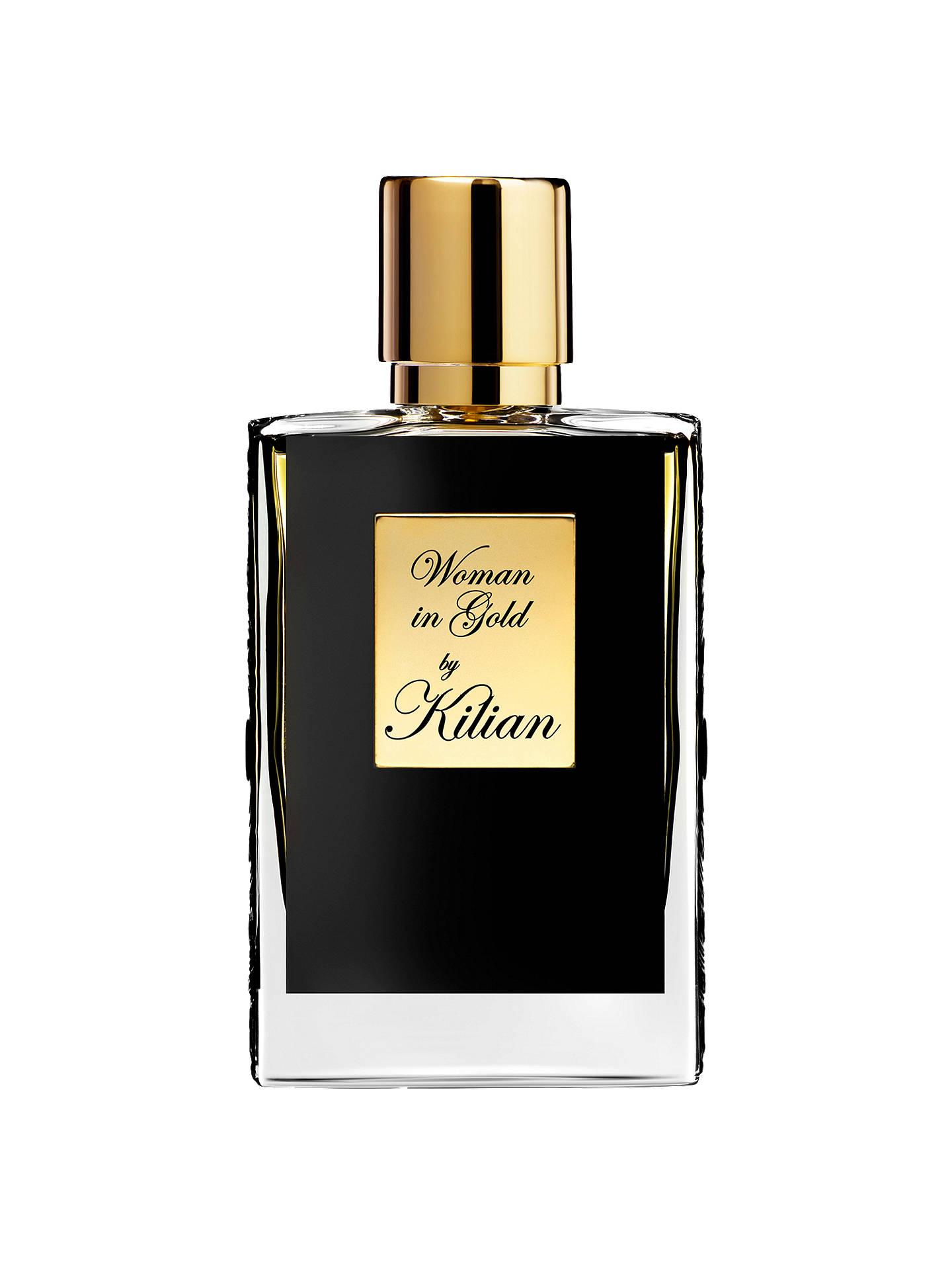 Kilian Woman In Gold Eau De Parfum 50ml At John Lewis Partners