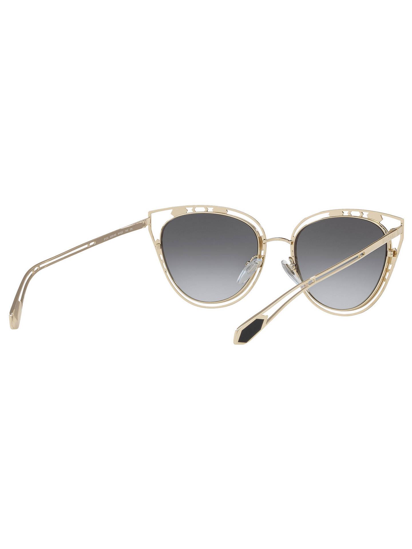 234323c0f86 BVLGARI BV6104 Women s Cat s Eyes Sunglasses at John Lewis   Partners