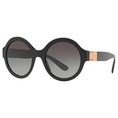 Dolce & Gabbana DG433153 Women's Round Sunglasses