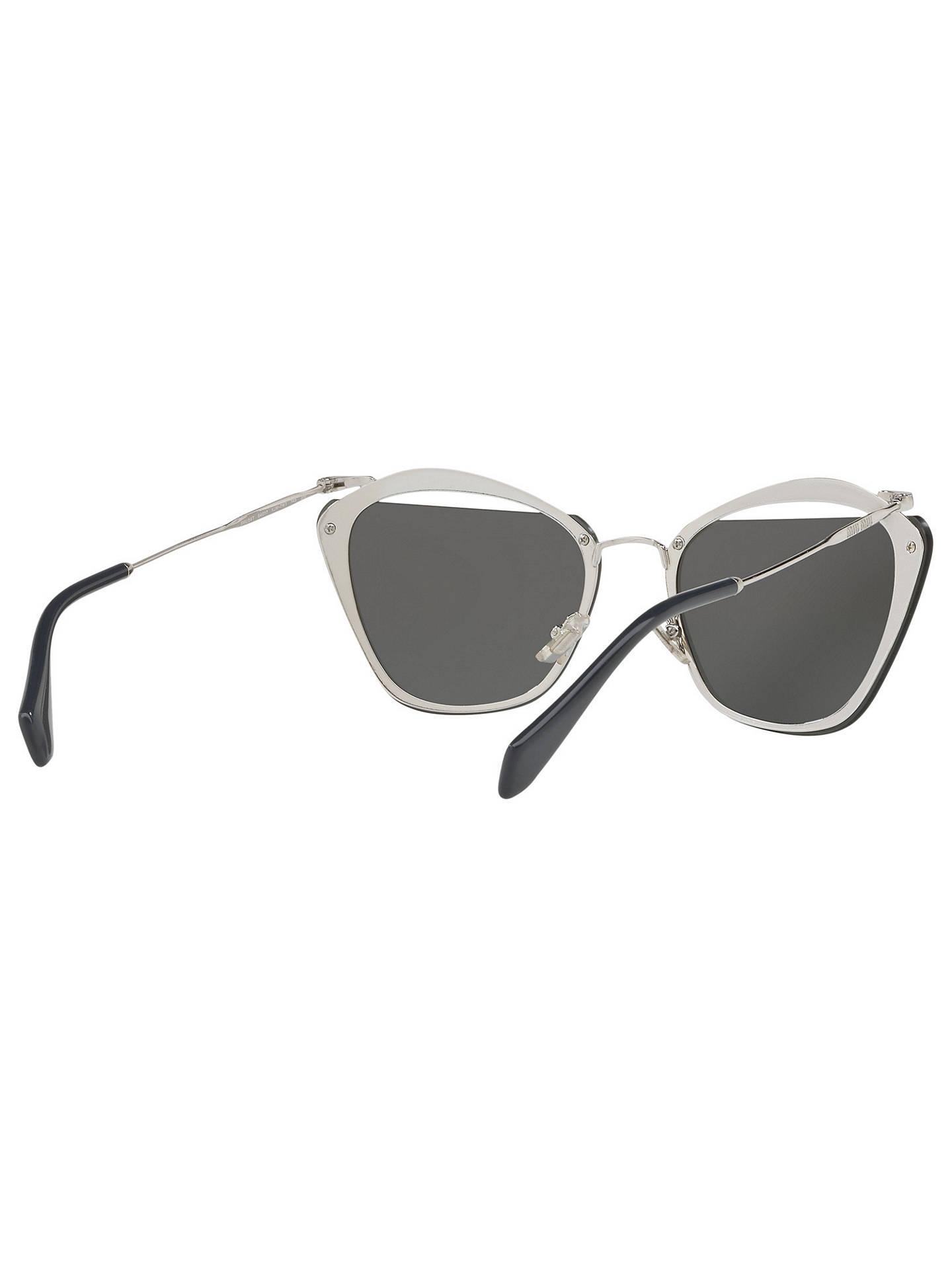77e9a4fa8120 ... Buy Miu Miu MU54TS Square Sunglasses