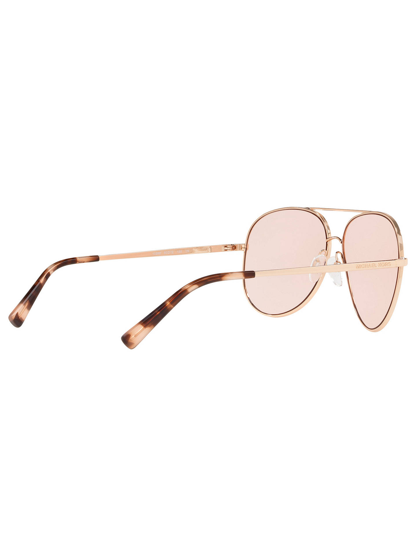 7c7a2056bcbae ... Buy Michael Kors MK5016 Polarised Kendall I Aviator Sunglasses