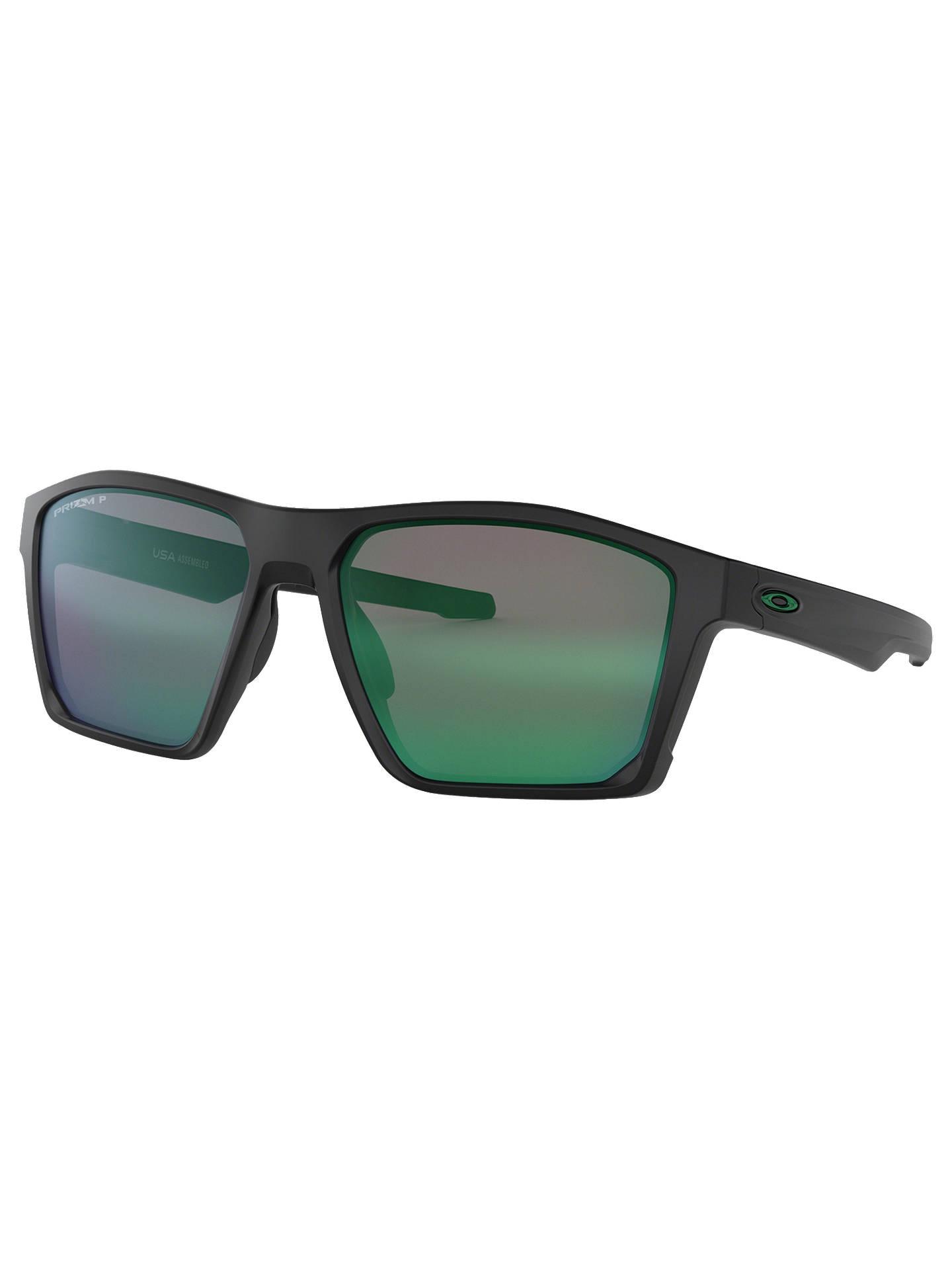 c2352f868c5 Oakley OO9397 Men s Targetline Prizm Polarised Square Sunglasses ...