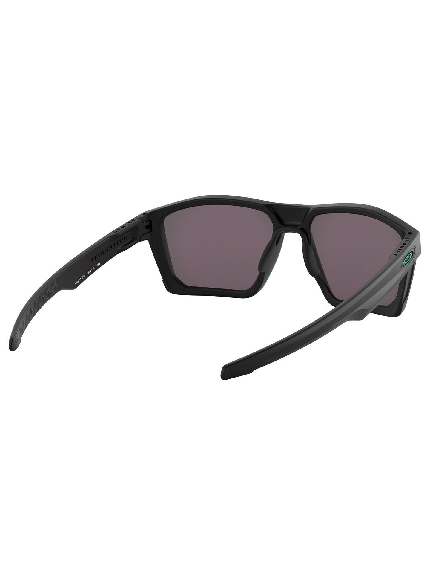 5a05bd6b0c new zealand buyoakley oo9397 mens targetline prizm polarised square  sunglasses black green online at johnlewis.