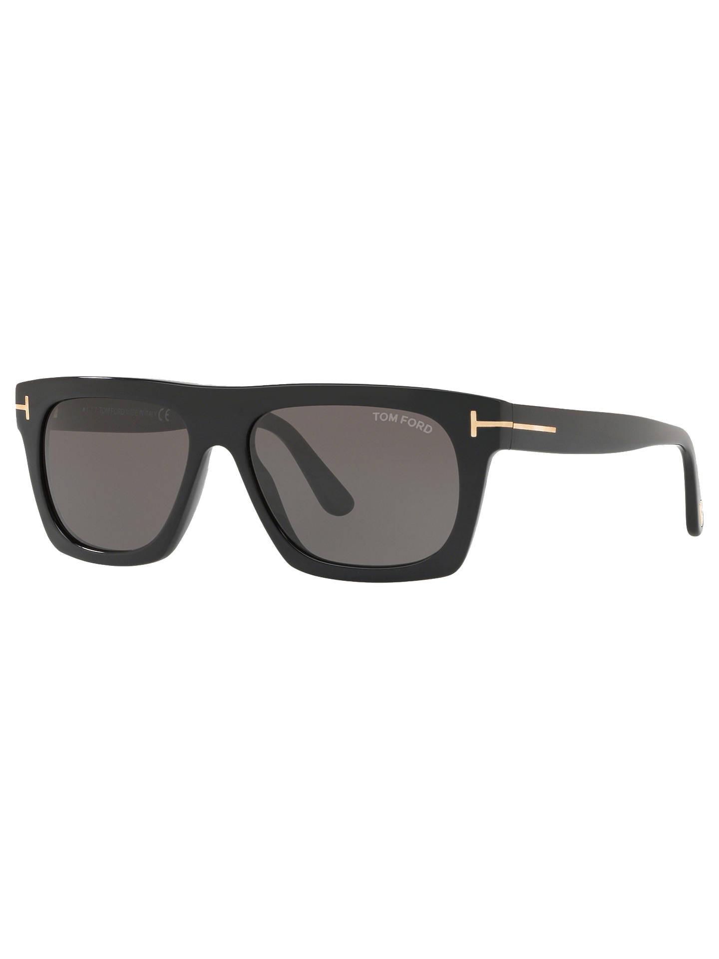 be7bf89bec3 Buy TOM FORD FT059255 Men s Geometric Sunglasses
