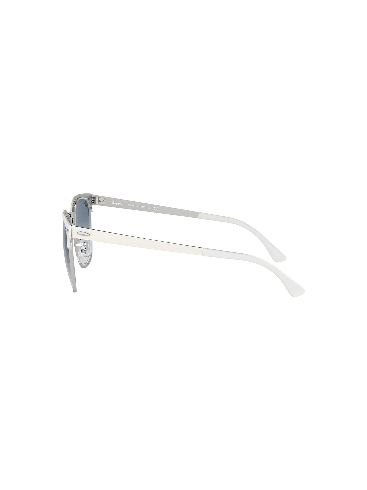 BuyRay-Ban RB3716 Polarised Unisex Gradient Square Sunglasses Online at johnlewis.com